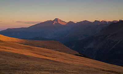 Photograph - Alpine Sunset by Kunal Mehra