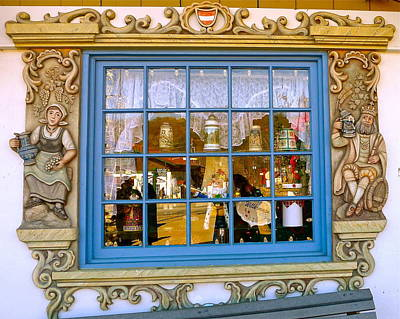 Photograph - Alpine Window by Denise Mazzocco
