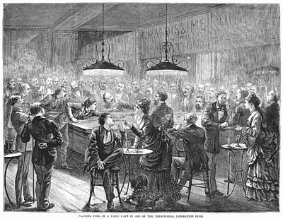 Alsace-lorraine, 1872 Print by Granger