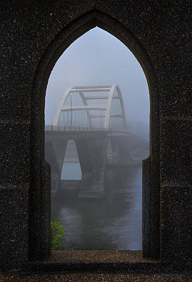 Photograph - Alsea Bay Bridge by Darren White
