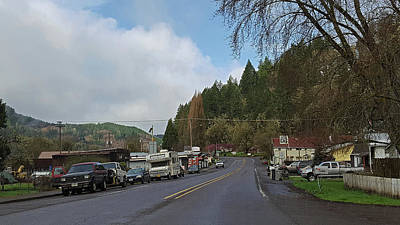 Photograph - Alsea, Or by Judy Wanamaker