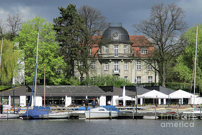 Photograph - Alster Lake 9 by Randall Weidner