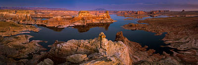 Photograph - Alstrom Point by Ryan Smith