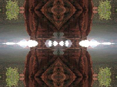 Altar Of Synchronicity Art Print
