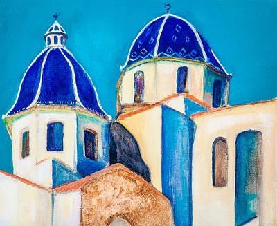 Painting - Altea by Jenny anne Morrison