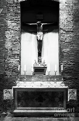 Photograph - Alter Of Sacrifice by John Rizzuto