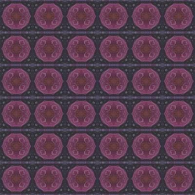 Altered States 1 - T J O D 27 Compilation Tile 36 Art Print