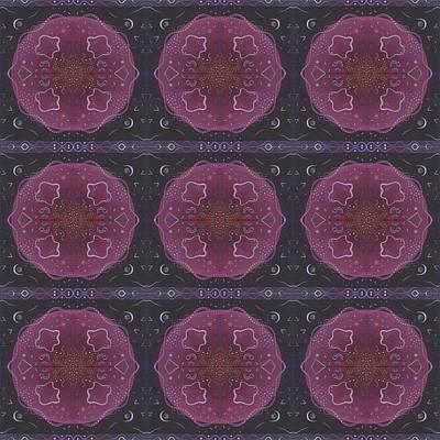 Altered States 1 - T J O D 27 Compilation Tile 9 Art Print