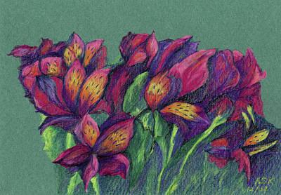 Pastel - Altermyria by Anne Katzeff