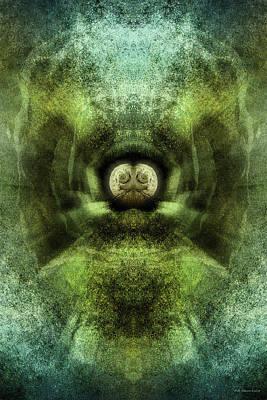 Digital Art - Alternate Oz by WB Johnston
