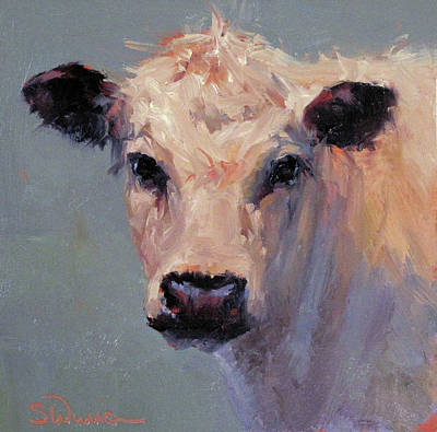 Painting - Althea by Susan Williamson