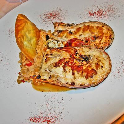 Altos De Chavon Texture. Tasty Shrimp Original