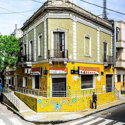 Photograph - Altos De La Boca by Randy Scherkenbach