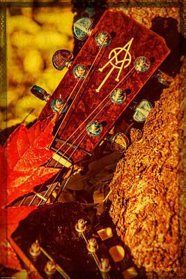 Photograph - Alvarez In Autumn by Mick Anderson