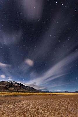 Alvord Desert Wall Art - Photograph - Alvord Nights by Thorsten Scheuermann