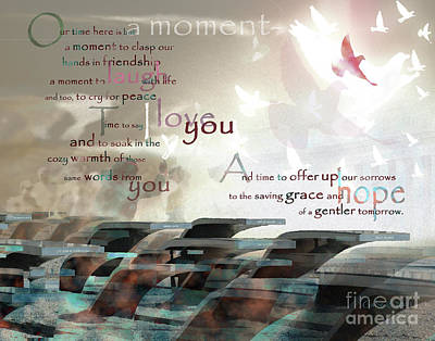 Always Remember - The Pentagon - Poetry Art Print by Gabe McShane