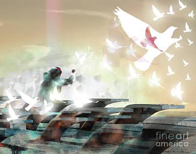 Always Remember - The Pentagon Art Print by Gabe McShane
