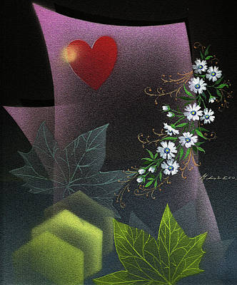 Painting - Always Spring For Love by Laura Greco