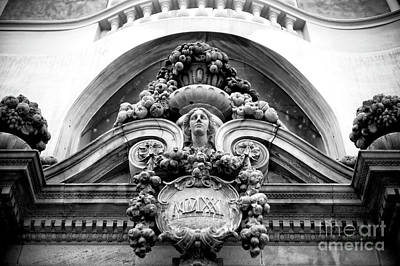 Photograph - Always Watching In Barcelona by John Rizzuto
