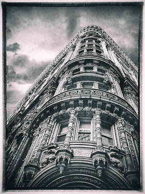 Alwyn Court Perspective Art Print by Jessica Jenney
