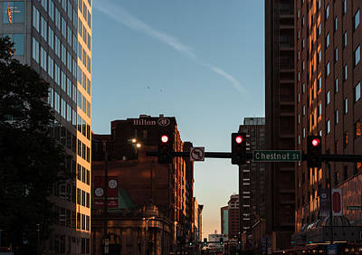 Photograph - Downtown by Scott Rackers