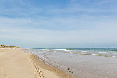 Photograph - Am strand von Renesse by Fotografie Jeronimo