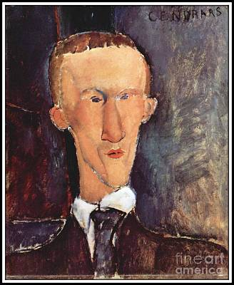Amadeo Modigliani Painting - Amadeo  by Modigliani