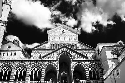 Photograph - Amalfi Cahtedral by John Rizzuto