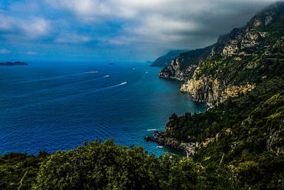 Photograph - Amalfi Coast by Marilyn Burton