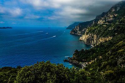 Photograph - Amalfi Coast by Marilyn Burton