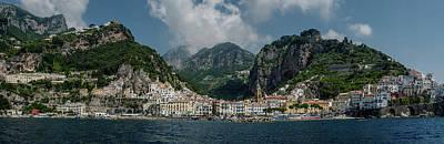 Photograph - Amalfi by Jocelyn Kahawai