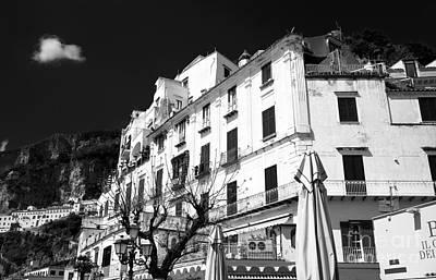 Photograph - Amalfi Living by John Rizzuto