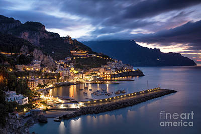 Photograph - Amalfi Morning by Brian Jannsen