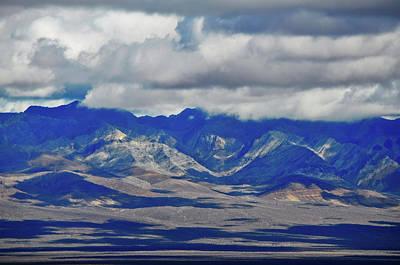 Death Valley Photograph - Amargosa Desert Storm by Kyle Hanson