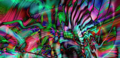 Digital Art - Amarillion by Richard Thomas