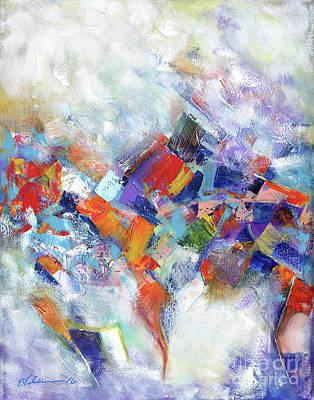 Painting - Amative by Elena Feliciano