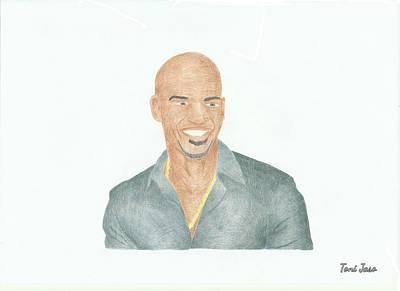 Amaury Nolasco Art Print