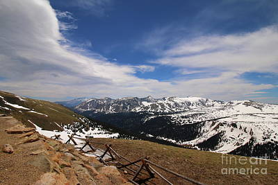 Photograph - Amazing Alpine World by Christiane Schulze Art And Photography