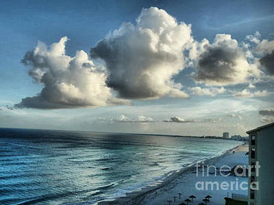 Photograph - Amazing Clouds by Polly Peacock