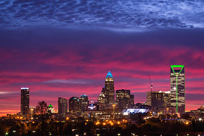 Photograph - Amazing Colors Of Charlotte by Serge Skiba