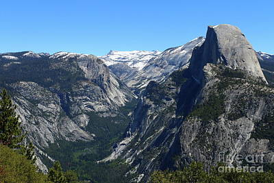Photograph - Amazing Glacier Point View by Christiane Schulze Art And Photography