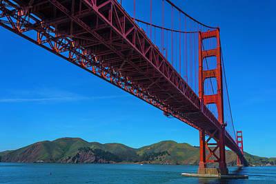 Photograph - Amazing Golden Gate Bridge by Garry Gay