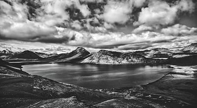 Photograph - Amazing Iceland by Unsplash