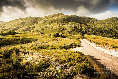 Country Art Photograph - Amazing Mountains Landscape by Jorgo Photography - Wall Art Gallery