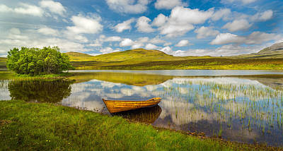 Photograph - Amazing Scotland by Maciej Markiewicz