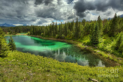 Photograph - Amazing Sights In The Valley Of Five Lakes by Adam Jewell