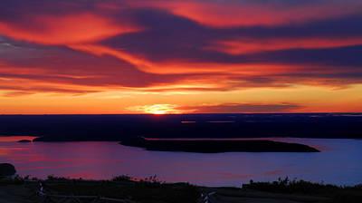 Photograph - Amazing Sunrise by Paul Mangold