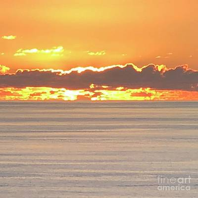 Photograph - Amazing Sunset by Karen Nicholson