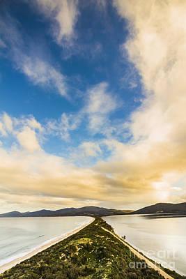 Amazing Tasmania Destinations Art Print