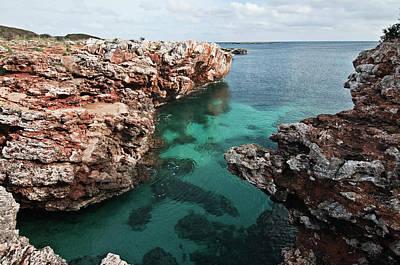 Photograph - Amazing Turquoise Sea by Pedro Cardona Llambias